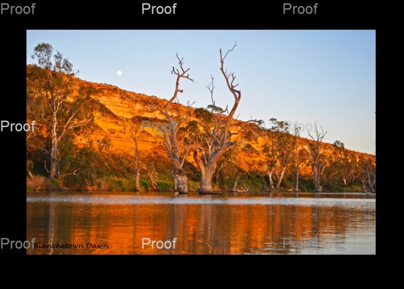Blanchetown, limestone cliffs, The Riverland, River Murray wetlands, South Australia