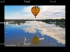 Hot air balloon, ballooning, Blanchetown, wetlands, Blanchetown Bridge, River Murray
