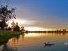 Waikerie riverfront sunset