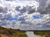 spectacular sky Waikerie Clifftop walk