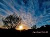 Sunrise on the Waikerie clifftop walk. Riverland South Australia