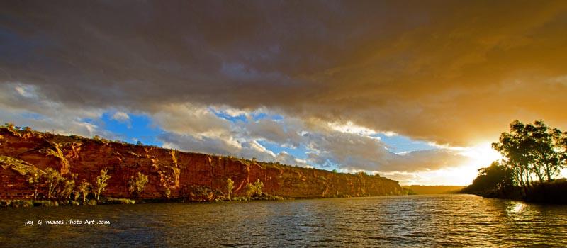 Sunset Murraylands
