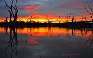 Blanchetown sunrise